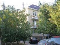 Анапа, улица Кирова, дом 44. многоквартирный дом