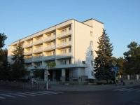 Анапа, улица Пушкина, дом 16. санаторий ДиЛуч