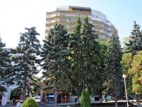 Анапа, улица Пушкина, дом 19. санаторий Анапа-Океан
