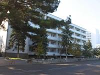 Анапа, улица Пушкина, дом 20. санаторий