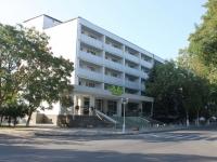 Анапа, улица Пушкина, дом 24. санаторий ДиЛуч