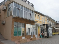 Anapa, Naberezhnaya st, house 9. multi-purpose building