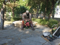 Anapa, monument Погибшим в АфганистанеRevolyutsii avenue, monument Погибшим в Афганистане