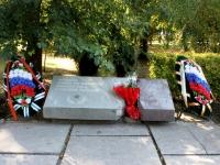 Анапа, памятный знак Погибшим в ЧечнеРеволюции проспект, памятный знак Погибшим в Чечне