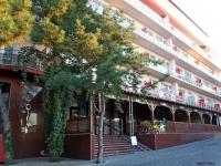 Анапа, Кордонный переулок, дом 1И. гостиница (отель) Атлантида