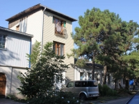 Anapa, Kordonny alley, house 2. Apartment house