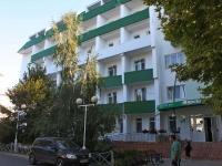 Анапа, Кордонный переулок, дом 3. санаторий ДиЛУЧ