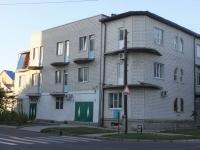 Анапа, улица Новороссийская, дом 122. многоквартирный дом