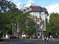 Анапа, улица Новороссийская, дом 177. гостиница (отель) Нева