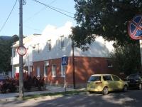 Анапа, улица Новороссийская, дом 211. многофункциональное здание
