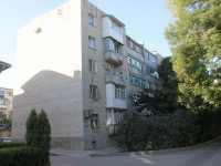 Anapa, Novorossiyskaya st, house 238. Apartment house