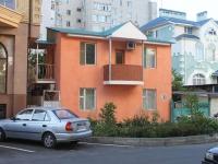Анапа, улица Новороссийская, дом 260. многоквартирный дом