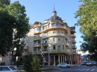 Anapa, Novorossiyskaya st, house 262. Apartment house