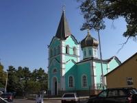 阿纳帕, 寺庙 Свято-Онуфриевский, Sobornaya st, 房屋 7