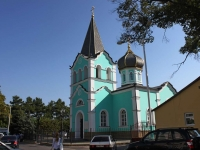 Анапа, храм Свято-Онуфриевский, улица Соборная, дом 7