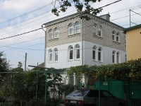 """Анапа, улица Тургенева, дом 229. гостевой дом  """"Синдика"""""""