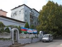 Анапа, улица Тургенева, дом 250. многоквартирный дом