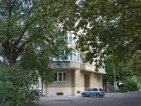 Анапа, улица Тургенева, дом 293А. многоквартирный дом