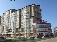 Анапа, Анапское шоссе, дом 1Б. многоквартирный дом