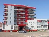 Анапа, Анапское шоссе, дом 1В. гостиница (отель) Red Hotel