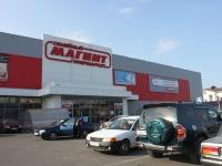 Анапа, Анапское шоссе, дом 14. гипермаркет Магнит