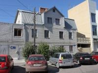 Анапа, улица Красно-зеленых, дом 2. гостиница (отель)