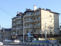 Anapa, Krestianskaya st, house 9А. Apartment house