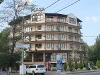 Анапа, улица Красноармейская, дом 10Б. гостиница (отель) Plaza