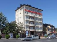 Анапа, улица Красноармейская, дом 22. гостиница (отель) Христина