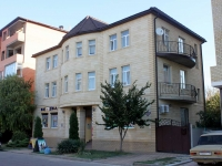 Anapa, Krasnoarmeyskaya st, house 47А/2. Apartment house with a store on the ground-floor