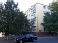 Anapa, Pervomayskaya st, house 17. Apartment house