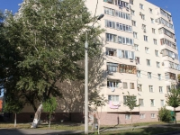 Anapa, Pervomayskaya st, house 18/2. Apartment house