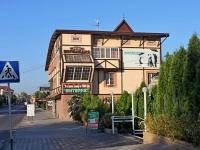 Анапа, гостиница (отель) Нормандия, улица Северная, дом 41Г