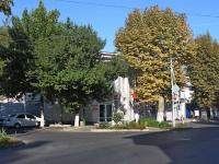 Анапа, улица Заводская, дом 105. жилой дом с магазином