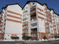 Анапа, улица Лазурная, дом 24. многоквартирный дом