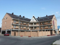 Anapa, hotel Лотос, Lazurnaya st, house 33