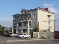 Анапа, улица Мирная, дом 23. гостиница (отель) Чайка
