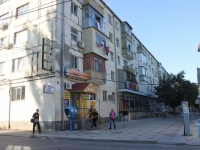 Anapa, st Chekhov, house 1. Apartment house