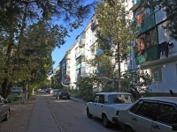 Anapa, Chekhov st, house 2. Apartment house