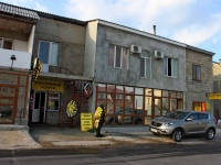 Anapa, Chekhov st, house 50А. Apartment house with a store on the ground-floor