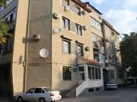 Anapa, Chekhov st, house 67. Apartment house