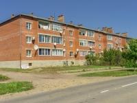 Хадыженск, улица Ленина, дом 86. многоквартирный дом