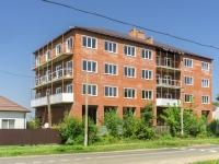 Khadyzhensk, Lenin st, 建设中建筑物