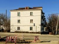 Белореченск, улица 40 Лет Октября, дом 81. многоквартирный дом