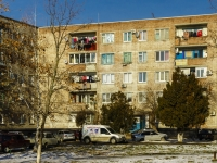 Белореченск, улица Интернациональная, дом 4 к.2. многоквартирный дом