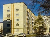 Белореченск, улица Интернациональная, дом 10. многоквартирный дом