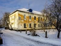 Белореченск, улица Перронная, дом 20. многоквартирный дом