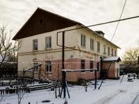 Белореченск, улица Перронная, дом 22. многоквартирный дом