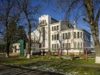Белореченск, улица Свердлова, дом 3. дом/дворец культуры