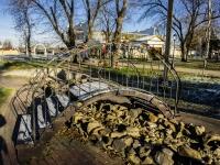 Белореченск, улица Свердлова. мост